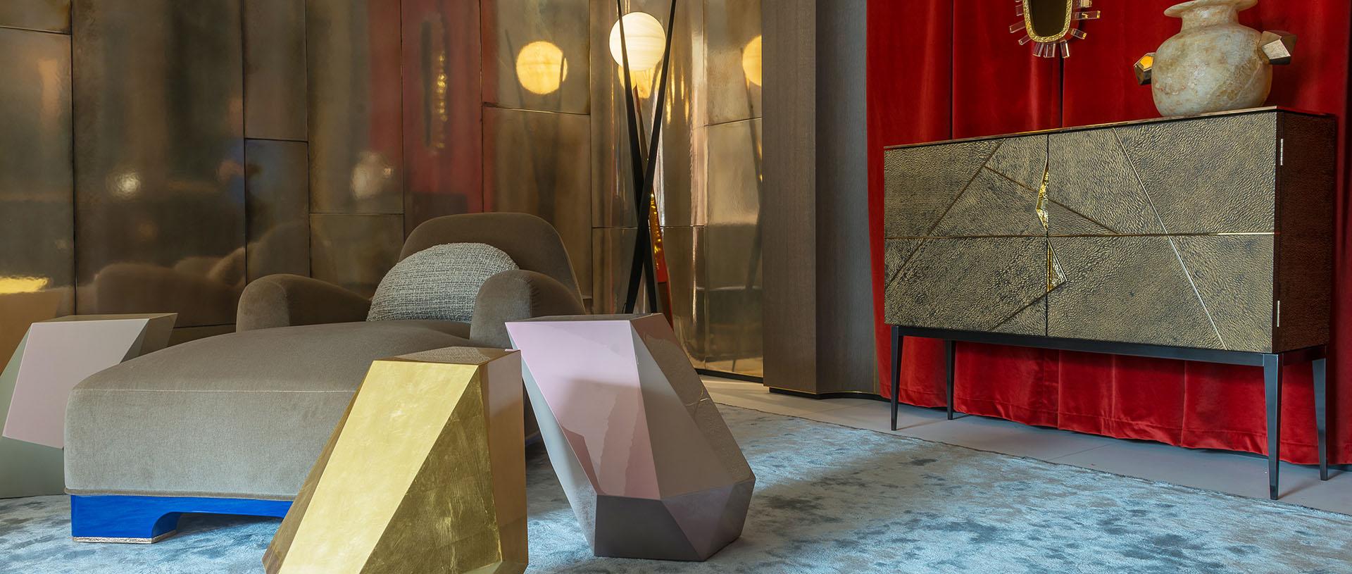 Achille salvagni bespoke furniture unique objects and